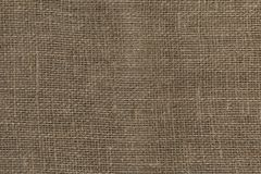 Burlap texture background. brown burlap as texture. stock images
