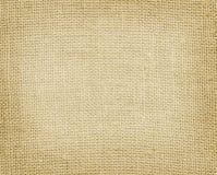 Burlap texture Stock Images