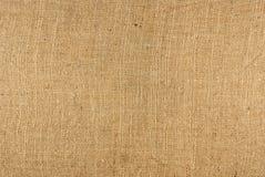 Burlap texture background Stock Image