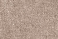 Burlap texture. Stock Photos