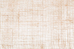 Burlap texture background defocused Stock Photo