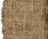 Burlap texture. Can be used as background royalty free stock photo