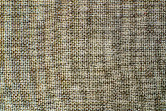 Burlap texture:can  very useful Royalty Free Stock Photo