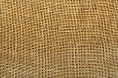 Burlap Texture Pattern Royalty Free Stock Photos