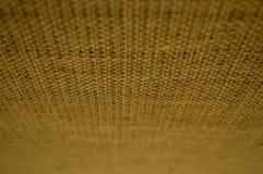 Burlap tkaniny tekstura zdjęcia royalty free