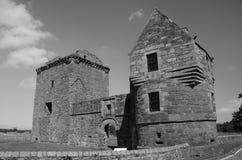 Burleigh Castle Exterior Stock Photography