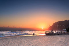 Burleigh Heads Stock Photos