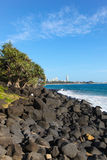Burleigh Heads - Gold Coast Australia Royalty Free Stock Images
