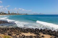 Burleigh Heads - Queensland Australia Stock Photography