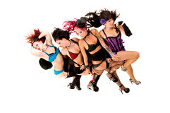 Burlesque Dolls Stock Photos