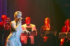 Burlesque festival Stock Photo