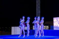 Burlesque  show Stock Photography