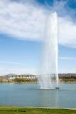 burley新来的人湖 免版税库存图片