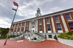 Burling Vermont City Hall Royalty Free Stock Photos