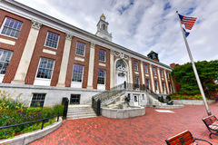 Burling Vermont City Hall Royalty Free Stock Photography