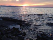 Burlington Вермонт Стоковые Фотографии RF