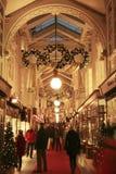 Burlington Arcade, London Royalty Free Stock Photography