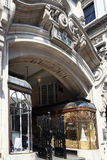 The Burlington Arcade in Piccadilly Stock Photography