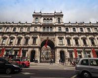 Burlington-Haus in London Stockbild
