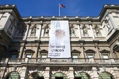 Burlington House in London Stock Photos