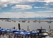 Burlington, Vermont Zdjęcie Royalty Free