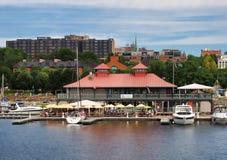 Burlington, Vermont fotografia de stock royalty free