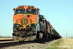 Burlinton do norte e Santa Fe Imagens de Stock Royalty Free