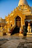 burma świątynia Myanmar Fotografia Royalty Free