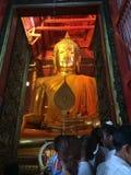 Burma antiga Tailândia Foto de Stock Royalty Free
