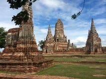 Burma antiga Tailândia Imagens de Stock Royalty Free