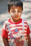 Burma Boy Stock Images