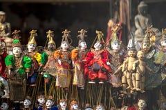Burma dolls Royalty Free Stock Image