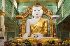 Burmese Buddha statue Stock Photography