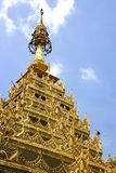 Burmese Buddhist Temple Royalty Free Stock Image