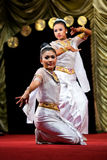 Burmese Dance, Myanmar Royalty Free Stock Photos