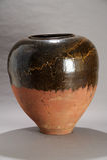 Burmese decorative amphora Stock Images