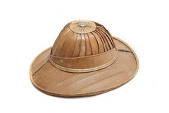 Burmese hat Stock Photos