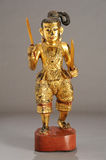 Burmese statue of Nat Royalty Free Stock Photography