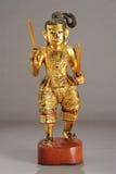 Burmese staty av Nat royaltyfri fotografi