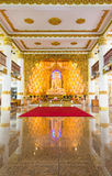 Burmese Temple, Singapore Royalty Free Stock Image