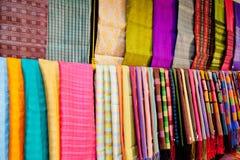 Burmese weaving Royalty Free Stock Photos