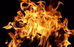 Burn Royalty Free Stock Photos