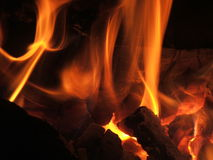 Burn, Baby, Burn Stock Image