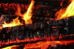 Burn boards Royalty Free Stock Images