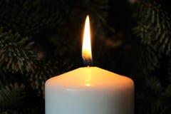 Burn, Candle, Candlelight Stock Photography