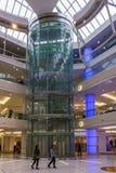Burnaby, CANADA - September 21, 2018: interior view of Metropolis at Metrotown shopping mall royalty free stock image