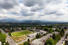Burnaby, Vancouver royalty-vrije stock fotografie