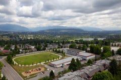 Burnaby, Vancouver royalty-vrije stock afbeeldingen