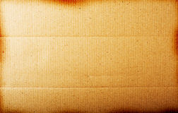 Free Burned Cardboard Background. Stock Photos - 6697223