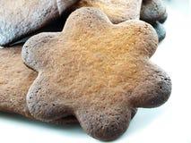 Burned gingerbread stock photos